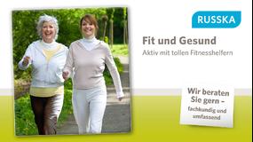 Bild fit und gesund
